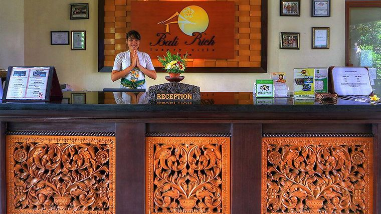 Bali Rich Luxury Villas & Spa Ubud Exterior