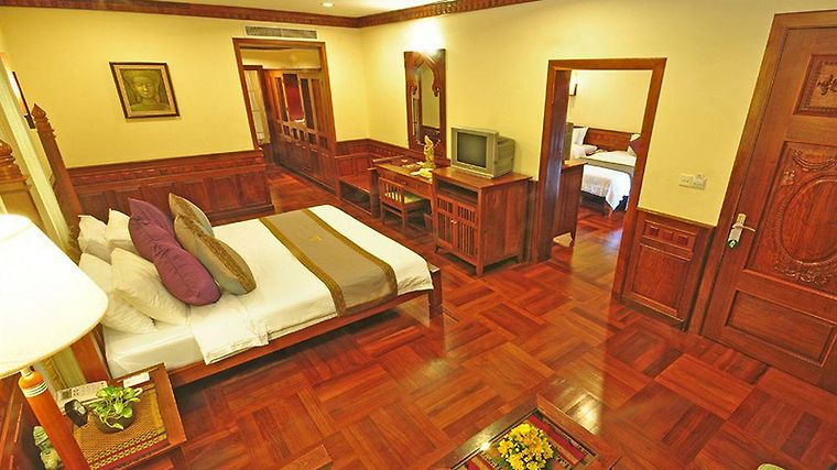 La Tradition D'Angkor Boutique Room