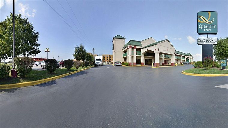 Quality Inn Fort Campbell Exterior