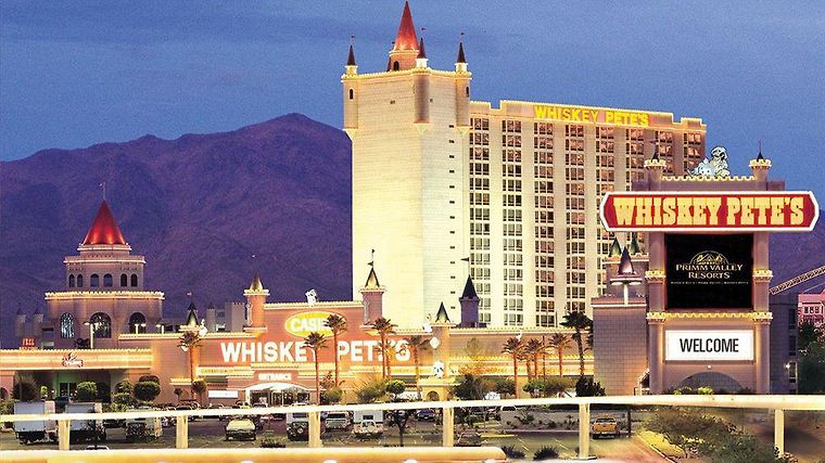 Whiskey Petes Hotel And Casino Exterior