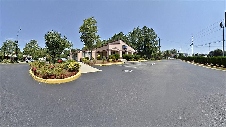 Howard Johnson Express Inn - Wilmington Exterior