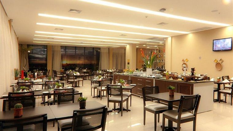 Quality Hotel Manaus photos Restaurant