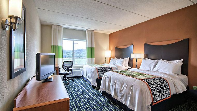 Fairfield Inn & Suites Huntingdon Route 22/Raystown Lake photos Exterior