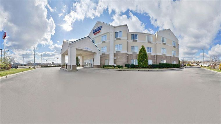 Fairfield Inn & Suites Nashville Smyrna Exterior