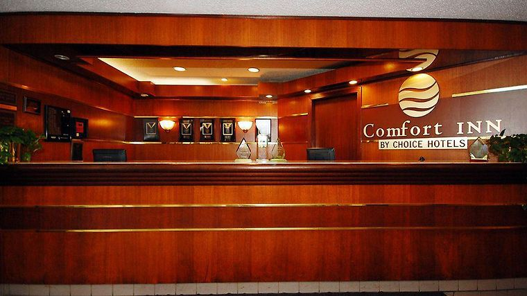 Comfort Inn - Hall Of Fame Interior