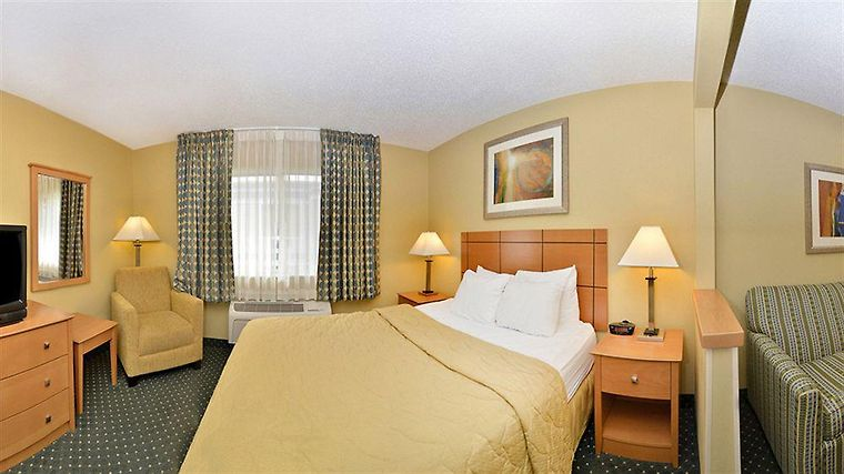 Comfort Inn Billings Room