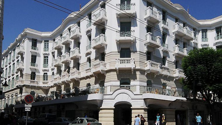 Hotel Majestic Tunis photos Exterior