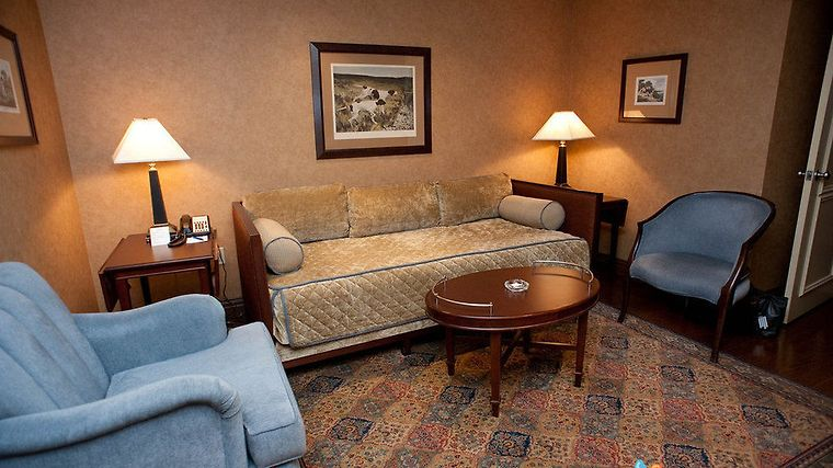 Blakely New York Room Deluxe Suite Double