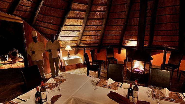Intu Africa-Camelthorn Kalahari Lodge photos Exterior