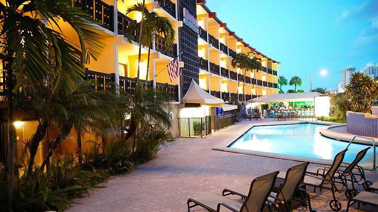 Hotel Royal Beach Palace Fort Lauderdale Fl 3 United States From Us 109 Booked