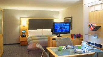 World Center photos Room One Room Suite with Kitchenette and City View