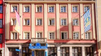Euro Youth Hotel Munich photos Room Double Room