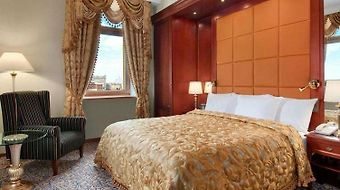 Hilton Moscow Leningradskaya Hotel photos Room King Presidential Suite