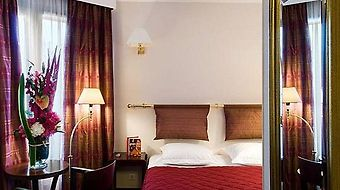Hotel Pavillon Monceau photos Room Standard Double Room