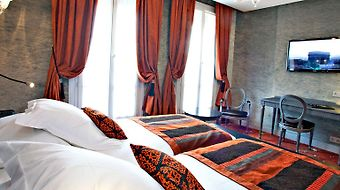 Maison Albar Champs Elysees Mac Mahon photos Room Executive Twin Room
