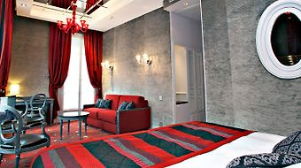 Maison Albar Champs Elysees Mac Mahon photos Room Junior Suite