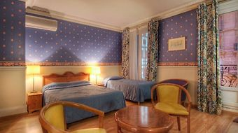 Hotel Claude Bernard Saint-Germain photos Room Triple Room