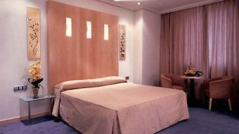 Abba Madrid Hotel photos Room Suite