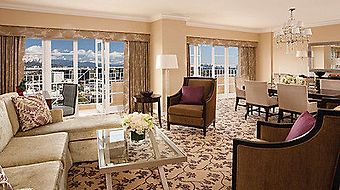 Four Seasons At Beverly Hills photos Room Grand Luxury Suite with Оne King Bed