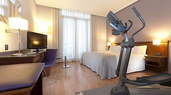 Tryp Cibeles Hotel photos Room Fitness Room