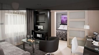 Melia Madrid Princesa Hotel photos Room Suite The Level