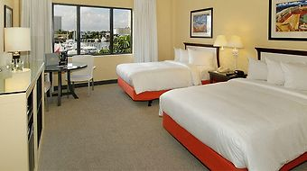 Bahia Mar Fort Lauderdale Beach - A Doubletree By Hilton Hotel photos Room 1 King Bed Marina View-Non-Smoking