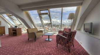 Dikker And Thijs Fenice Hotel photos Room Penthouse Suite