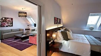 The Grand Mark Prague photos Room Executive Suite