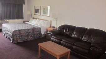 Americinn Thorp photos Room King Sofa