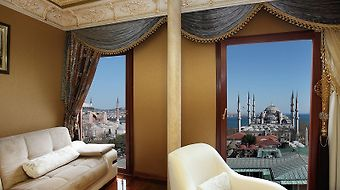 Golden Horn Sultanahmet Hotel photos Room Sultan Suite
