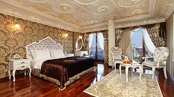 Golden Horn Sultanahmet Hotel photos Room Corner Suıte