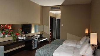 Isg Airport Hotel photos Room Deluxe Twin Smoking Room