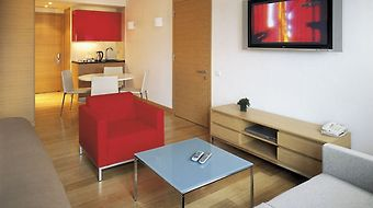 andel's by Vienna House Prague photos Room Deluxe One Bedroom Studio