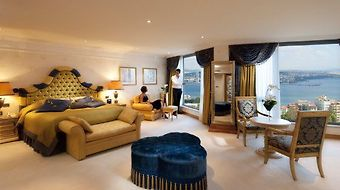 Intercontinental Istanbul photos Room Presidential Suite with full bosphorus view