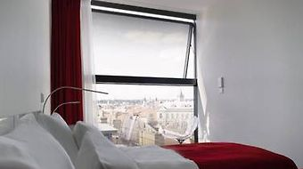 Design Metropol Hotel Prague photos Room Superior Double Castle View