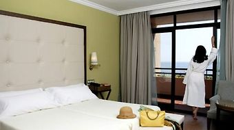 Hotel Fuerte Marbella photos Room Double Room With Side Sea View
