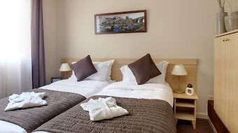 Citadines Castellane Marseille photos Room Studio from 1 to 2 persons with 2 single beds