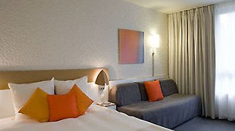 Novotel Marseille Est photos Room Standard Room with one double bed and sofa