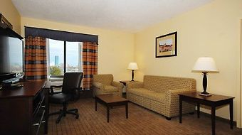 Holiday Inn Express Boston photos Room Suite