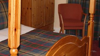Loch Kinord Hotel photos Room Four Poster