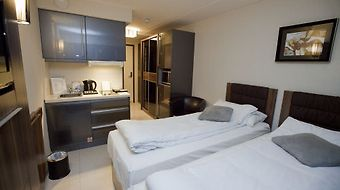 Best Western Kampen Apartment Hotel photos Room One Double Bed