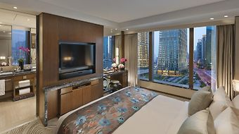 Mandarin Oriental Executive Apartment Pudong Shanghai photos Room