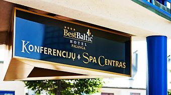 Best Baltic Hotel Palanga photos Room