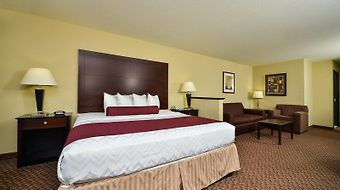 Best Western Plus Mansfield Inn & Suites photos Room Suite