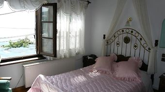Archontiko Theodora photos Room Double Room with Sea View