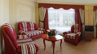 Dnipro Hotel Kiev photos Room Senior Suite Superior