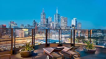 Langham Melbourne photos Room Club Terrace