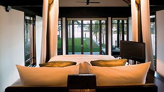 Four Seasons The Nam Hai Hoi A photos Room Two Bedroom Pool Villa