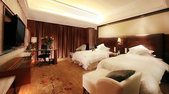 Jiaxing Haiyan Hangzhou Bay International Hotel photos Room