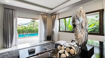 Pimann Buri Luxury Pool Villas Aonang photos Room